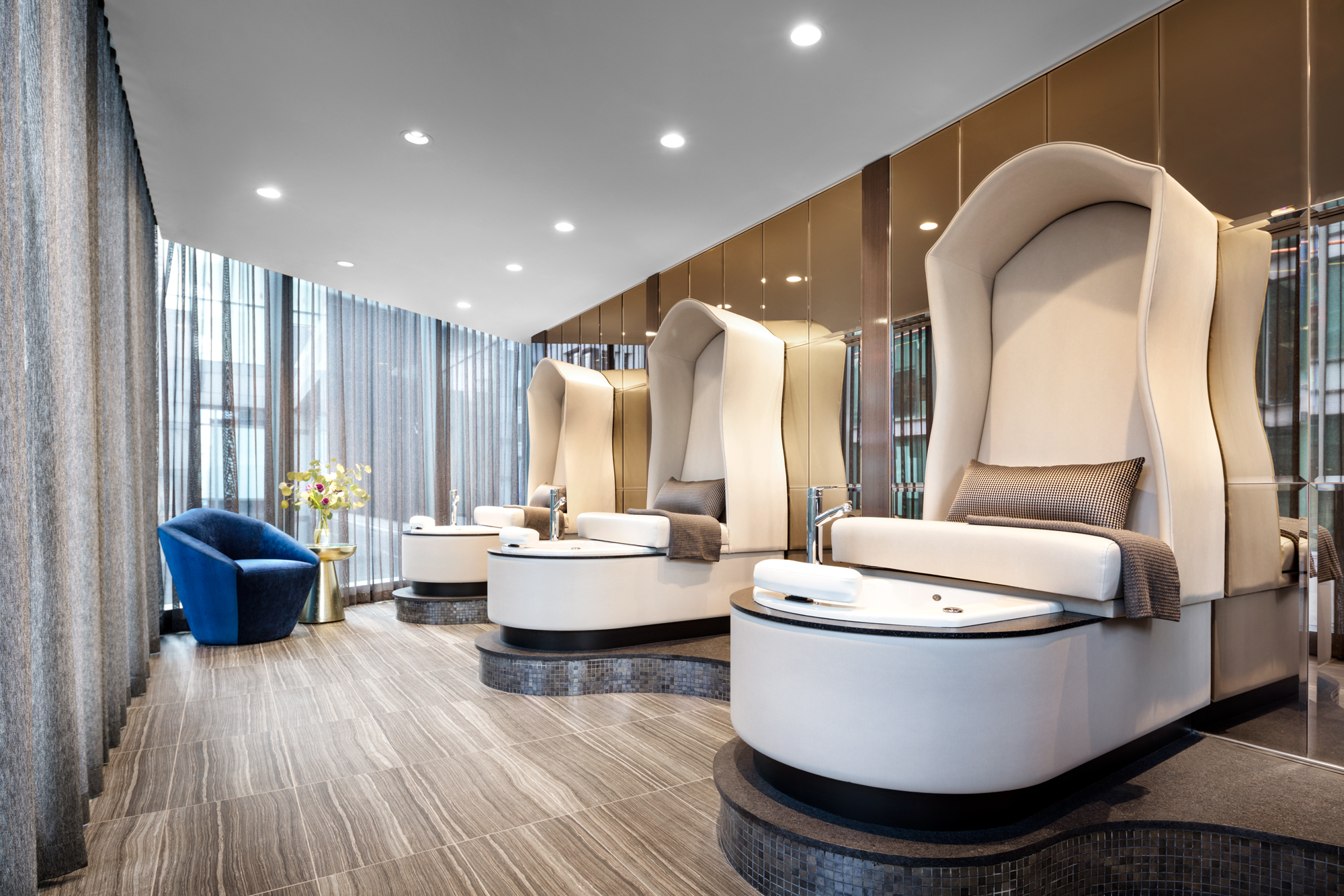 The spa by ivanka trump vancouver key to the city for W salon and spa